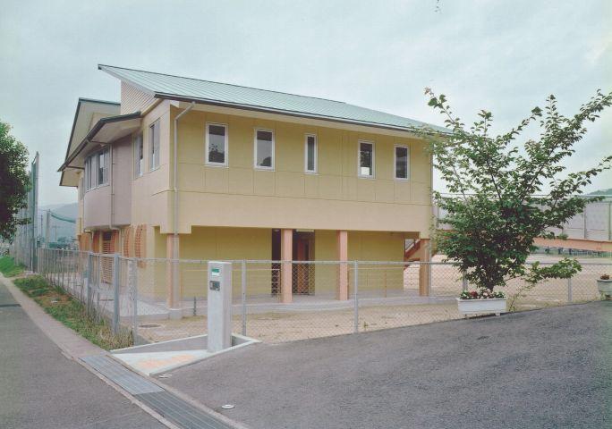 桜井商業高等学校 クラブハウス