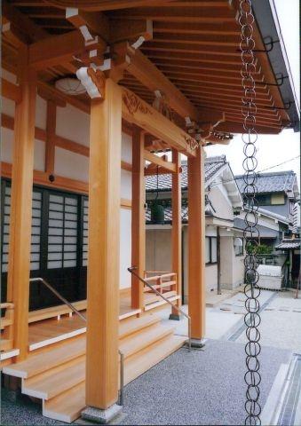 大仙寺 本堂